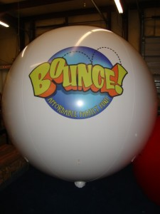 giant balloon for business advertising